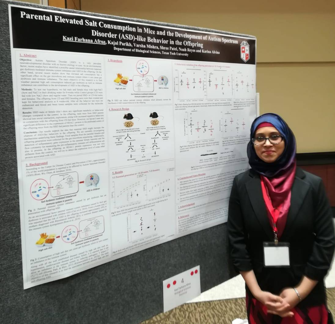 Farhana poster competition TTU